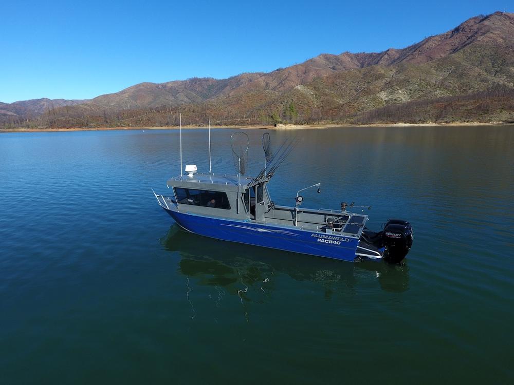brookings fishing boat